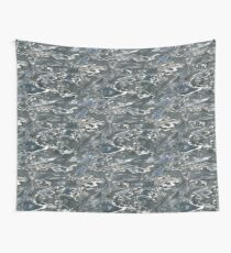 Water Camouflage  Wall Tapestry