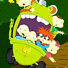 Rugrats by Hannah Aryee