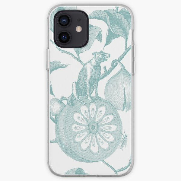 Thumbelpupina in Midday Sky iPhone Soft Case