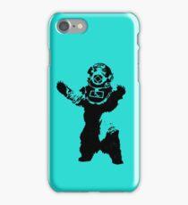 Diver Bear iPhone Case/Skin