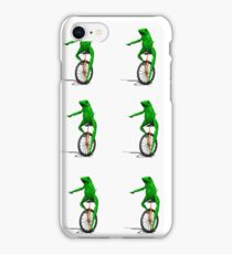 all the dat boi iPhone Case/Skin