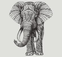 Ornate Elephant | Unisex T-Shirt