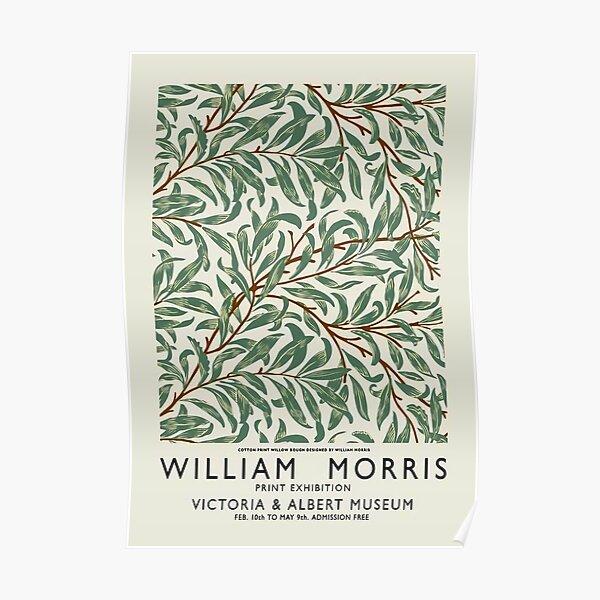 Willow Bough par William Morris Poster