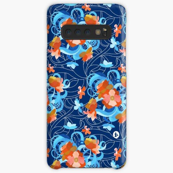 Bloom (Dark) Samsung Galaxy Snap Case