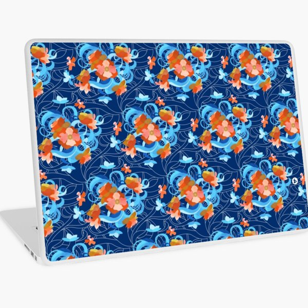 Bloom (Dark) Laptop Skin
