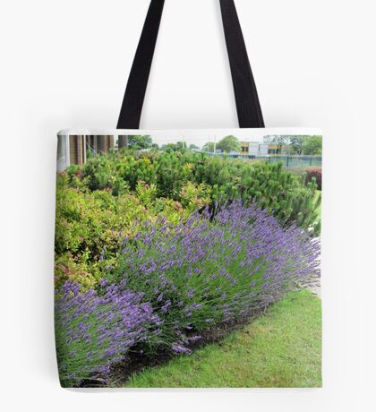 Lavender Welcome Tote Bag