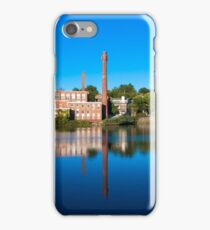 New England town... iPhone Case/Skin