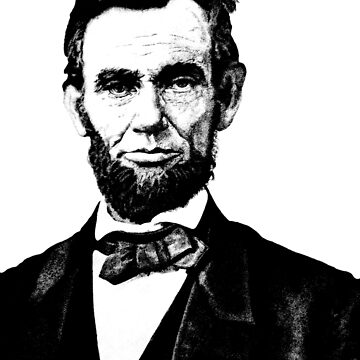 Stipple Lincoln by lecase19