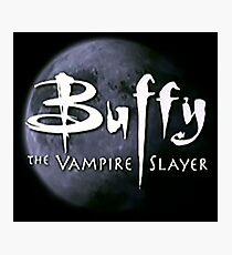 Buffy Fotodruck
