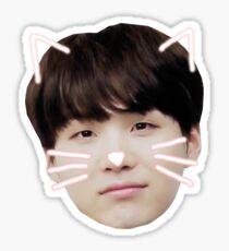 BTS SUGA   KITTY Sticker