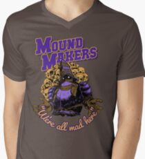 Mound-Makers Covenant Men's V-Neck T-Shirt