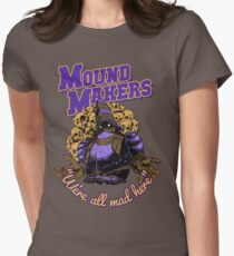Mound-Makers Covenant Fitted T-Shirt