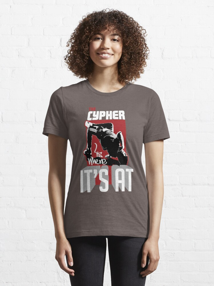 Alternate view of The cypher is where it's at! Essential T-Shirt