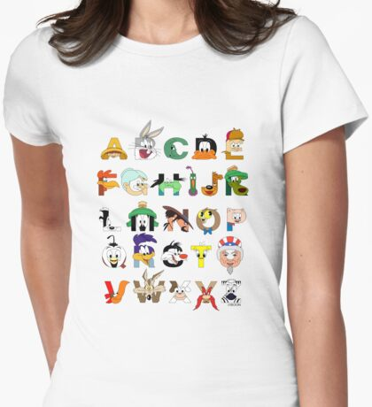 That's Alphabet Folks T-Shirt