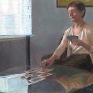 Madeline Reads Tarot by dbclemons