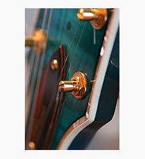 Head Stock Photographic Print