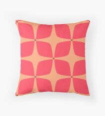 Jasmine Blush Throw Pillow