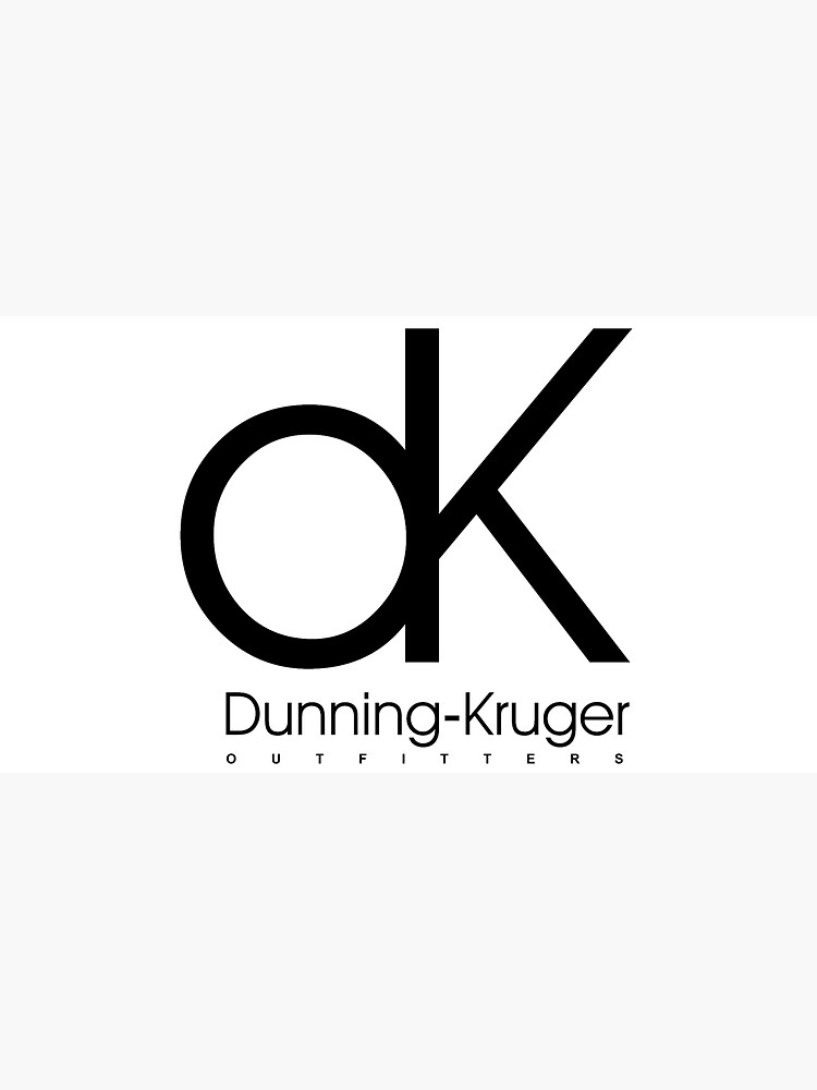 Dunning-Kruger by CamelotDaily