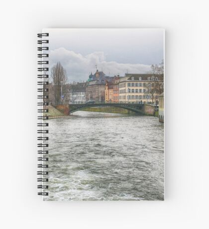 Strasbourg France Spiral Notebook