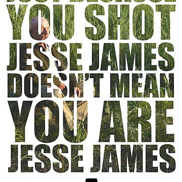 Mike Ehrmantraut - Jesse James - Breaking Bad by moovert