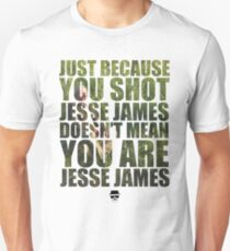 Mike Ehrmantraut - Jesse James - Breaking Bad Unisex T-Shirt