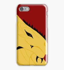 Magnus, Dragonborn Pirate iPhone Case/Skin