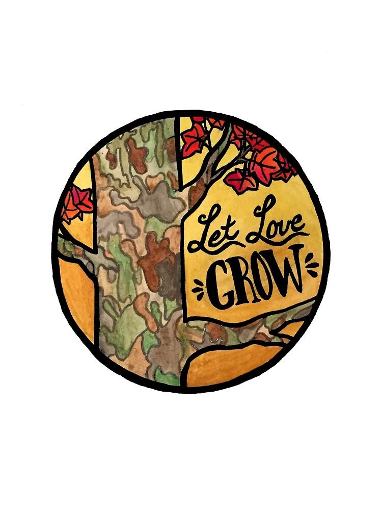 Lass Liebe wachsen von polaskus