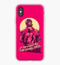 hotline miami jacket iPhone Case