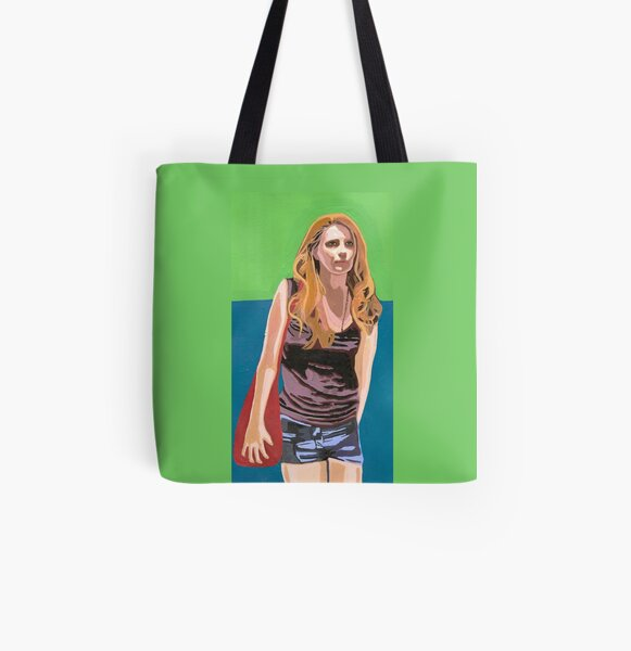 I claw at your cultures mixed bag of emptiness (Misha Barton) All Over Print Tote Bag