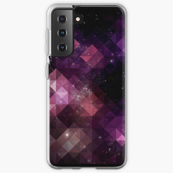 Space Samsung Galaxy Soft Case