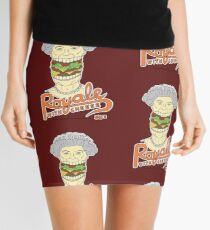 Royale with cheese Mini Skirt