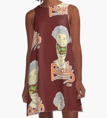Royale with cheese A-Line Dress