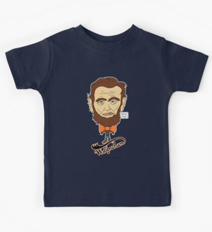 Wolfraham Lincoln Kids Clothes