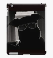 "I know where Tony ""The Hound"" buried the milk bones iPad Case/Skin"