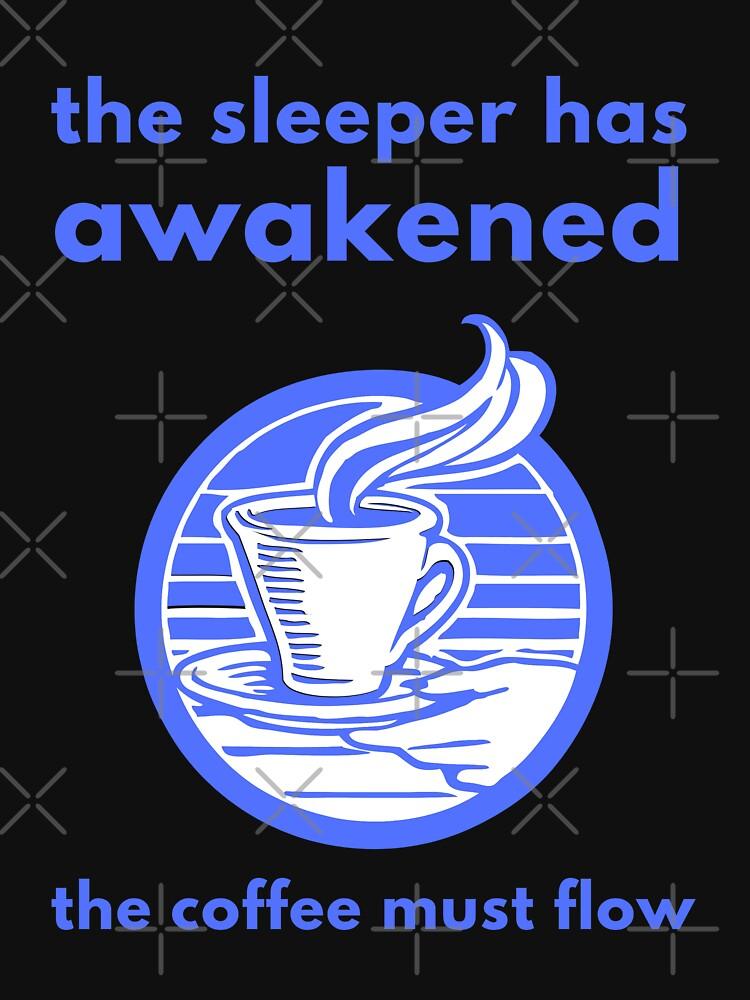 The Sleeper Has Awakened by ArtMystSoul
