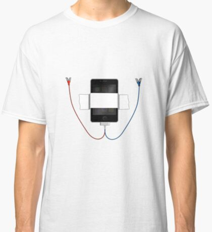 that syncing feeling.. Classic T-Shirt