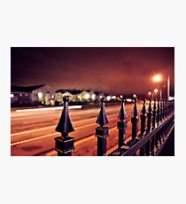 Houston Levee Photographic Print