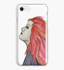 Mia Swier/Von Glitz Watercolour iPhone Case/Skin