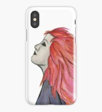 Mia Swier/Von Glitz Watercolour iPhone Case/Skin