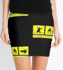 Hazards of the Fire Swamp Mini Skirt