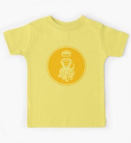 Octochimp - single colour Kids Clothes