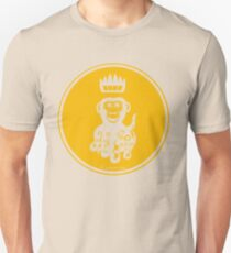 Octochimp - single colour Unisex T-Shirt