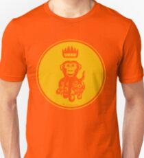 Octochimp - single colour Unisex T-Shirt