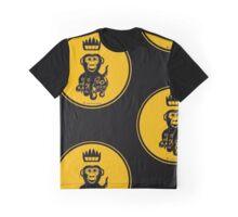 Octochimp - single colour Graphic T-Shirt
