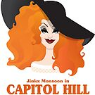 Jinkx Monsoon in Capitol Hill by Kevin Harris by CapitolHillTV