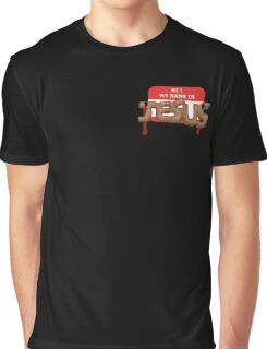 The Carpenter - warning : content is in bad taste Graphic T-Shirt