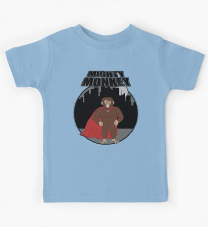 Mighty Monkey Kids Clothes