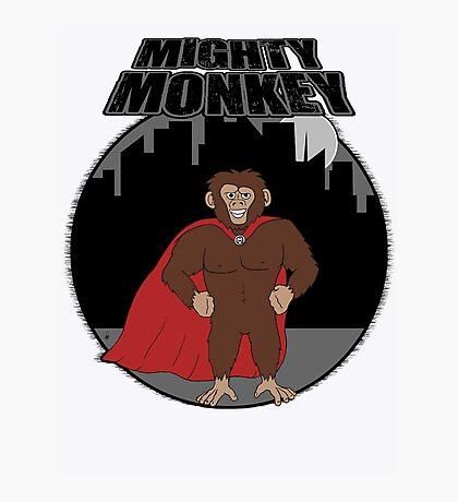 Mighty Monkey Photographic Print