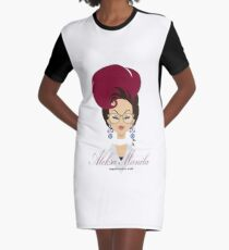 Aleksa Manila in Capitol Hill by Kevin Harris Graphic T-Shirt Dress