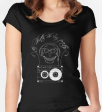 Til Death Do Us Party - light Women's Fitted Scoop T-Shirt